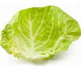 Как убрать отек с лица с помощью листа капусты