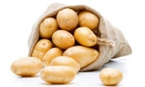 Домашние маски из овощей на основе картофеля