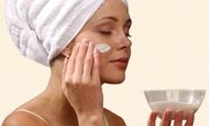 Маски при чрезмерной сухости кожи лица