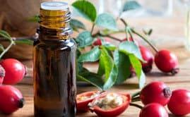 Масло семян шиповника в косметологии