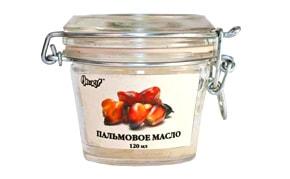Пальмоядровое и красное пальмовое масло для кожи лица