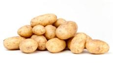 Маски из тертого сырого картофеля и картофельного пюре