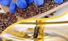Маски для лица из льняного масла в домашних условиях